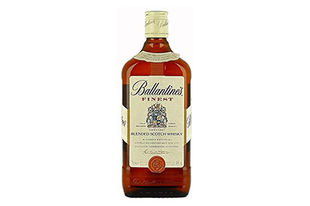 Ballantines Finest Whiskey
