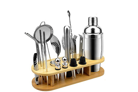 Mixology Bartending Kit