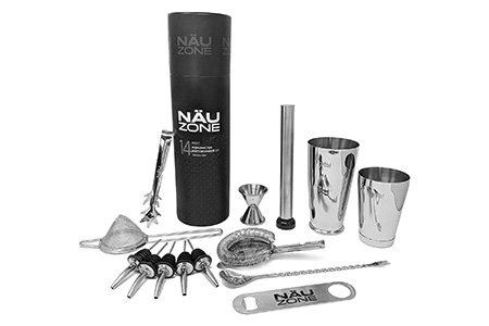 NAU Zone's Professional Bartender Set Review: A Must-Have Bartender Kit
